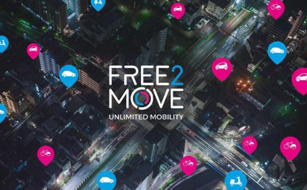 Autopartage : Peugeot va lancer Free2Move à Paris d'ici la fin de l'année 2018