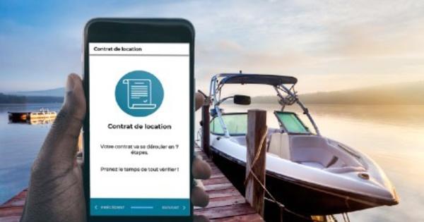 SamBoat dématérialise les réservations nautiques