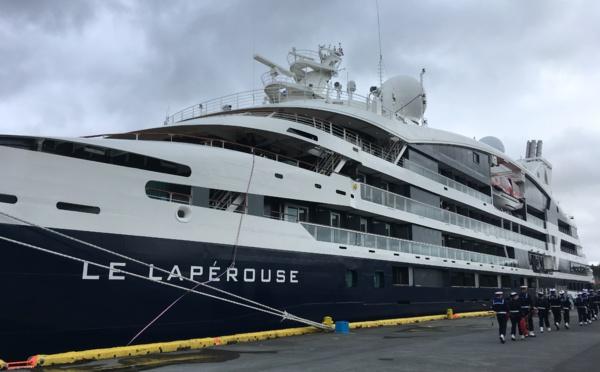 Croisière : Ponant a inauguré le Lapérouse, son nouveau yacht d'expédition (Vidéo)