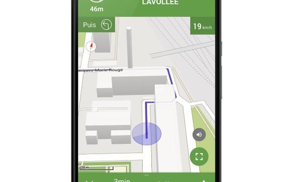 """Geovelo : les premiers coups de pédale du """"Waze"""" des cyclistes"""