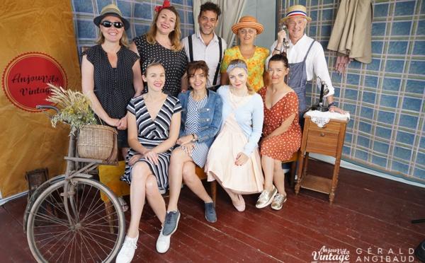 Top of travel invite 7 agents de voyages à l'Anjou Vélo Vintage