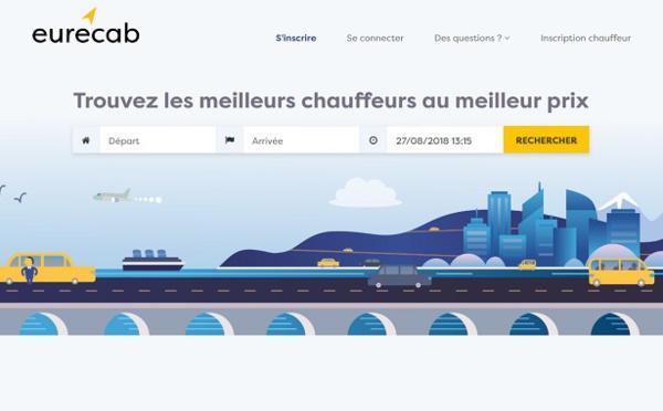 EureCab : le comparateur de prix entre Taxi et VTC