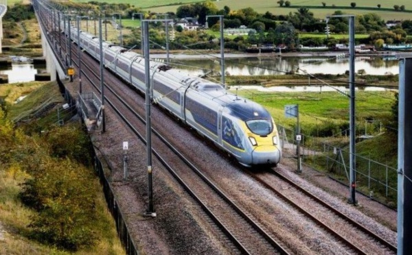 Train : Eurostar lance un service de privatisation de voiture