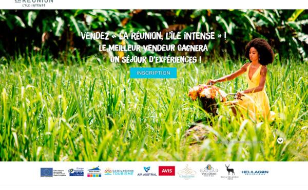 L'Île de La Réunion Tourisme lance son challenge de ventes !