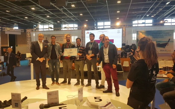 Hackathon SpeedMedia : Expensya remporte le premier prix