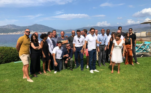 Corse : 15e Voyage des Patrons & des Dirigeants du Tourisme