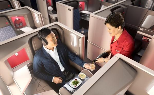 Delta Air Lines : la présélection des repas disponible au départ de CDG