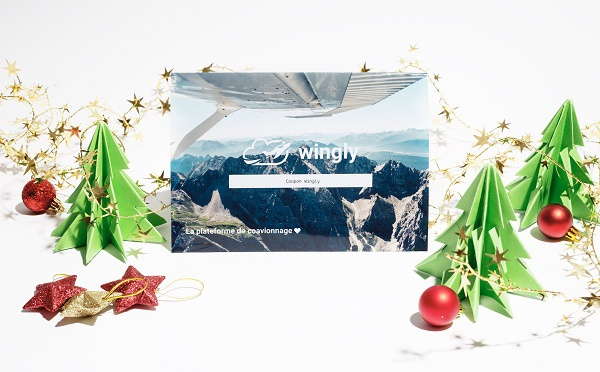 Wingly, le blablacar de l'aérien lance sa carte cadeau