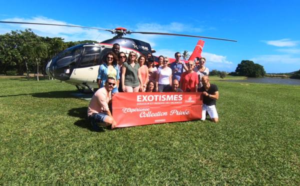 Challenge de ventes EXOTISMES 2019 : l'Expérience Collection Privée au Sri Lanka avec Emirates