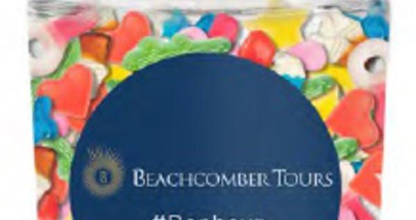 Challenge : Beachcomber Tours, c'est comme Haribo c'est beau la vie !