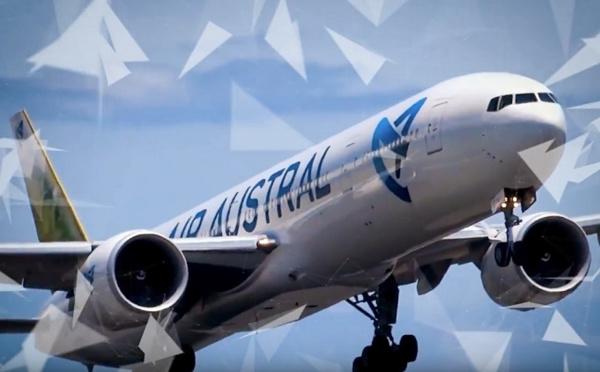 Des start-up s'envolent avec Air Austral
