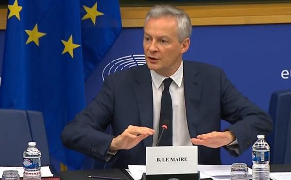 GAFAM : vers un impôt minimum européen pour les géants du numérique ?