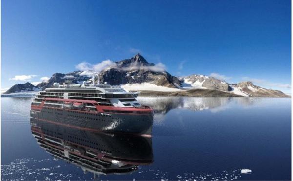 Hurtigruten et la propulsion hybride : et de 3 !