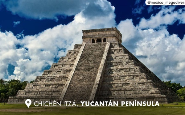 Le Mexique a accueilli 39,3 millions de touristes en 2017