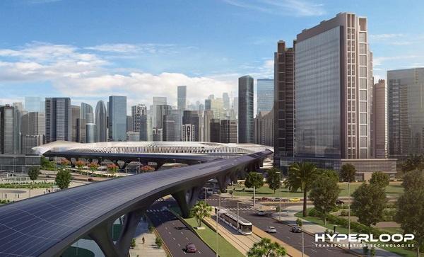 Hyperloop TT débutera la construction de sa 1ère ligne au 3e trimestre 2019