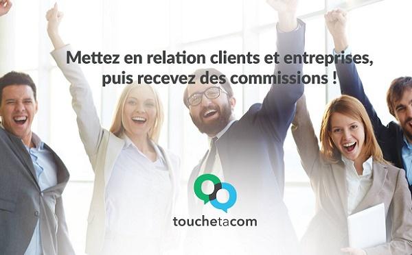 Touchetacom : comment transformer ses clients en apporteurs d'affaires ?