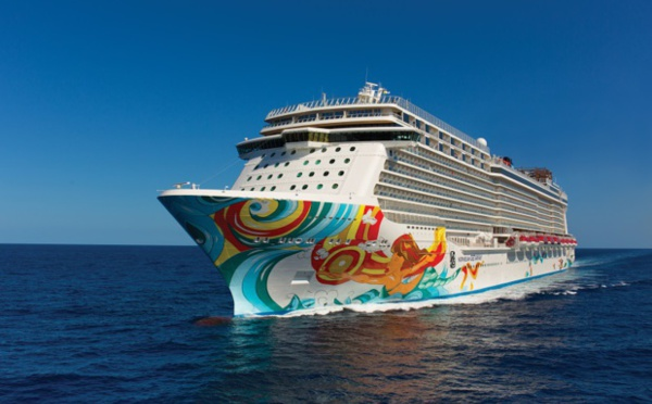 Norwegian Cruise Line : un 3e trimestre 2018 au-delà des prévisions