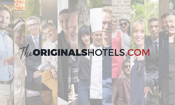 Le groupe hôtelier SEH devient The Originals, Human Hotels & Resorts