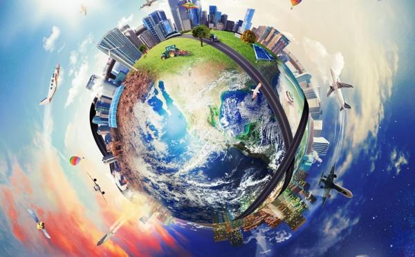 La case de l'Oncle Dom : Planète propre ? Faut arrêter de voyager !
