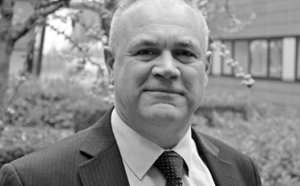 Marcus Farrell est nommé directeur des opérations de l'aéroport Paris-Vatry