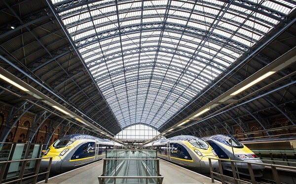 Un partenariat Eurostar et Virgin Trains pour booster le MICE