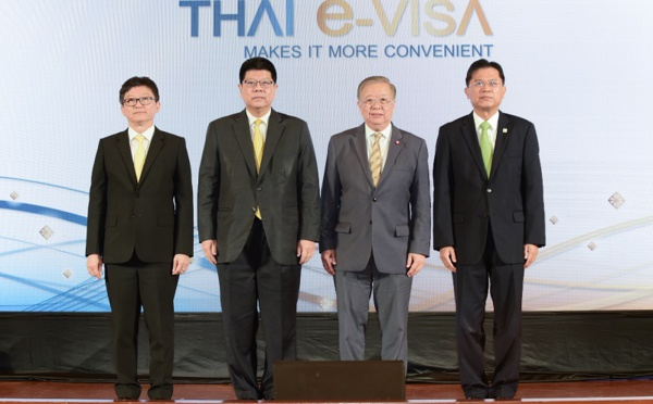 Thaïlande: Il faudra attendre 2019 pour l'e-Visa