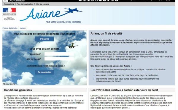 """Quai d'Orsay : des données des voyageurs du service """"Ariane"""" piratées"""