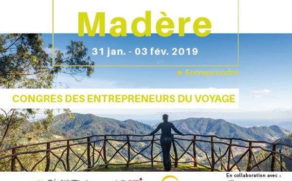 Madère : le congrès des Entreprises du voyage affiche complet