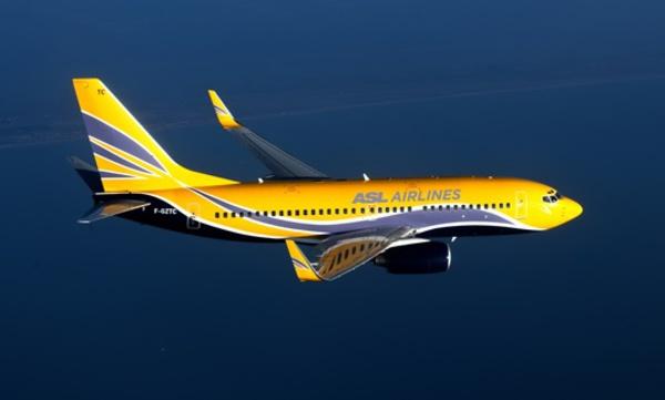 ASL Airlines France renforce son vol vers Oran au départ de l'Aéroport de Bordeaux