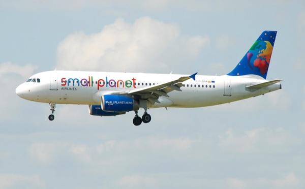 La case de l'Oncle Dom : compagnies low cost... the Small Planet !