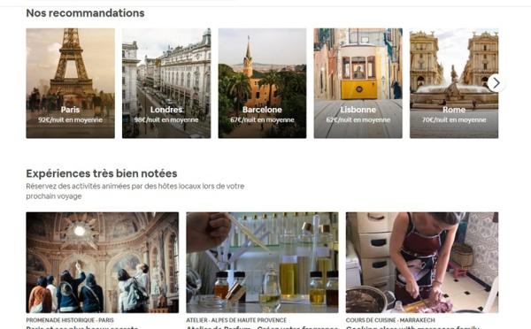 Meublés : Airbnb et consorts bloquent la location des résidences principales à 120 jours