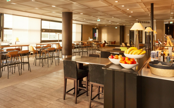 Lufthansa ouvre un nouveau salon à l'aéroport de Francfort (Photos)