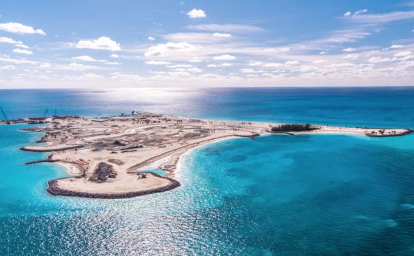 MSC Croisières s'apprête à ouvrir son île privée paradisiaque