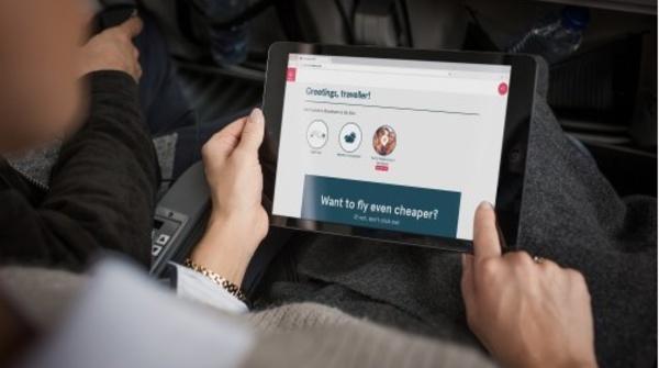 Norwegian proposera le wifi gratuit en 2019