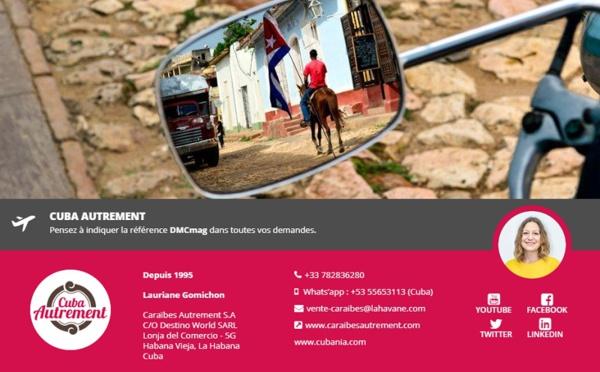 Cuba Autrement rejoint DMCMag.com