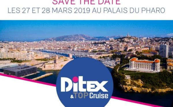 DITEX 2019 : agents de voyages et visiteurs, coup d'envoi des inscriptions !