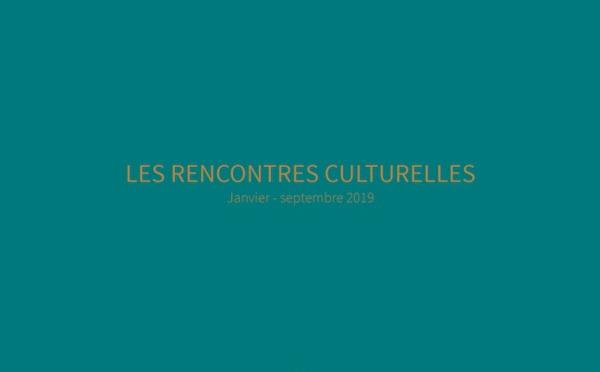 Les Maisons du Voyage éditent le programme de ses événements culturels