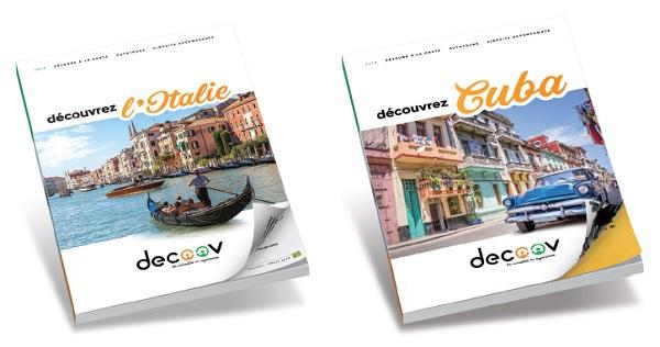 Le Groupe Le Vacon lance Decoov pour ses marques spécialistes