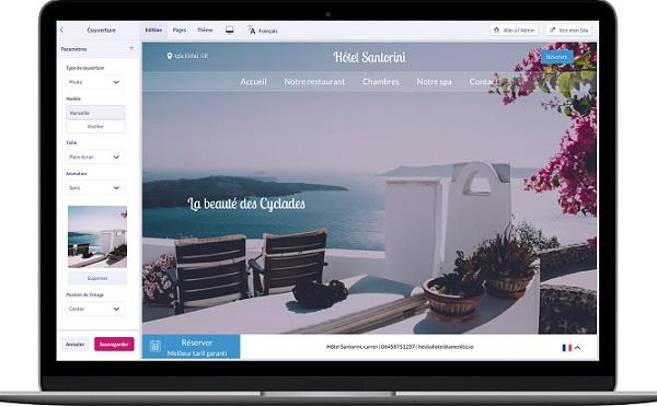 Amenitiz se rêve en Wordpress de l'hôtellerie
