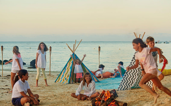 Des vacances en famille d'exception avec Beachcomber Resorts and Hotels