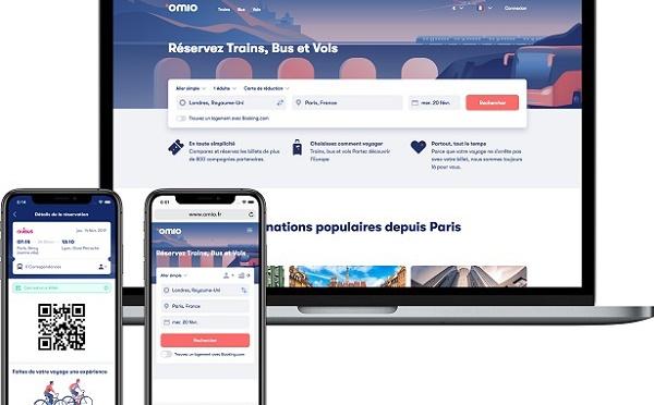 Omio : GoEuro change de nom pour s'internationaliser
