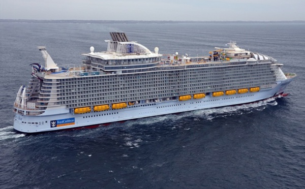Royal Caribbean Cruises Ltd. commande un 6e navire de la classe Oasis