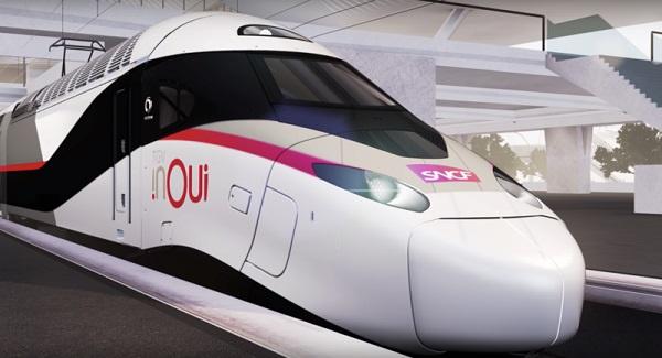 TGV : à quoi vont ressembler les nouvelles rames de la SNCF ?