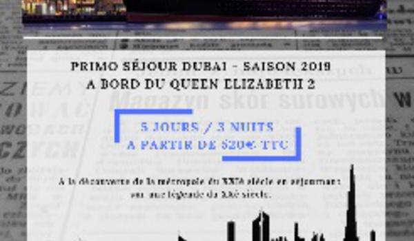 TUI France : Dubaï a le vent en poupe chez les groupes