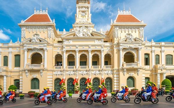 Hochiminh Ville (Vietnam) vous invite à une soirée pour fêter sa représentation à Paris