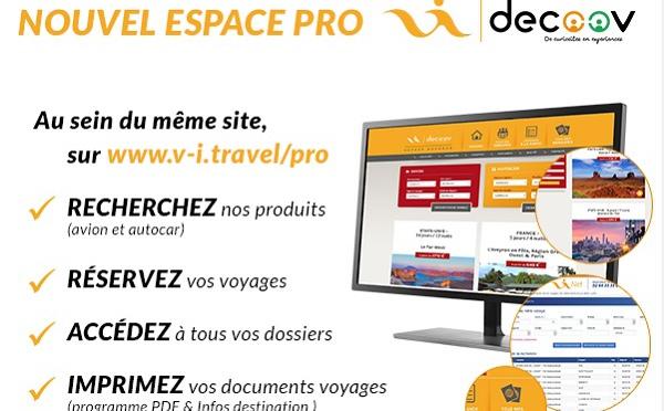Groupe Le Vacon : Decoov présente son nouvel espace pro