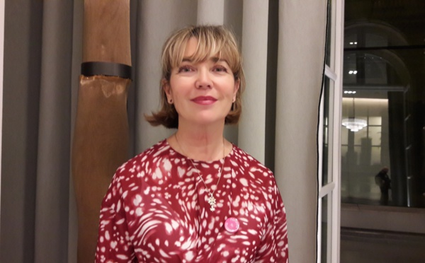 Christine Giraud (Avis), nouvelle présidente de Femmes du Tourisme