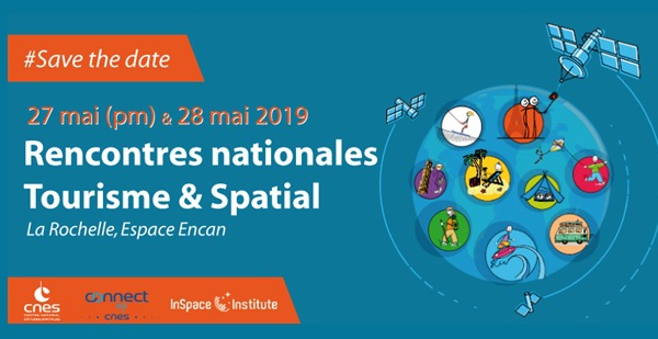 """Premières journées nationales """"Tourisme et spatial"""""""