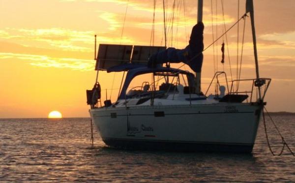 VAMOS ! : Enfin un voilier francophone à Los Roques!