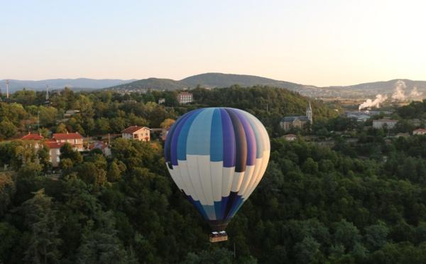 Vol en montgolfière : un voyage en version panoramique!